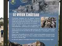 Excursion île d'yeu: le vieux château