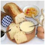 Location vacances en Vendée et tourisme culinaire , la recette de la fouasse vendéenne
