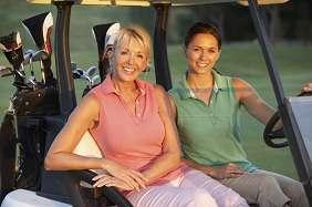 Location week end golf Vendée entre mère et fille