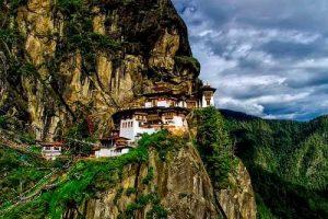 Des lieux secrets à découvrir en vacances avec Tigers Nest Bhoutan