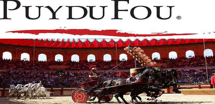 Booking holiday house France Puy du Fou