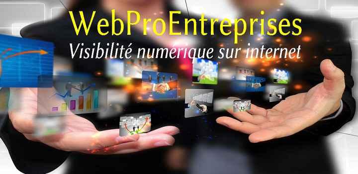 Création site internet entreprises et tourisme