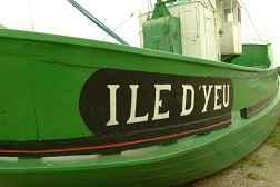 Excursion île d'yeu: la pêche est une tradition sur l'île d'yeu