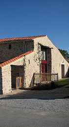 Location gîte de charme Vendée à Les Clouzeaux