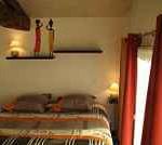 Location gîte de France Vendée avec la chambre l'Afrique