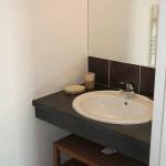 Location tourisme Vendée en gîte, salle d'eau