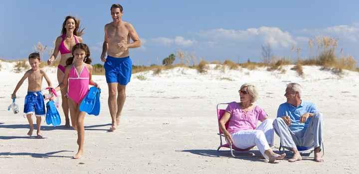 Location vacances gîte de France Vendée en famille à la plage