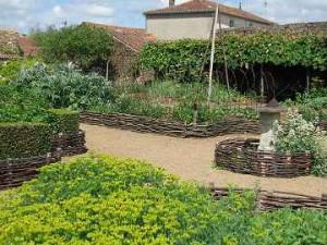 Rendez-vous aux jardins en Vendée à Bazoches en Pared