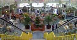 Location gîte de charme Les Sables d'Olonne et son marché sous les halles