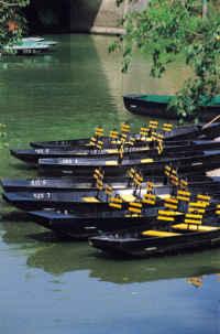 Bon plan vacances près du Sud Vendée avec les balades en barque aux embarcadères du marais poitevin