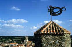 Bon plan vacances près du Sud Vendée, de Mervent et ses légendes: la Fée Mélusine