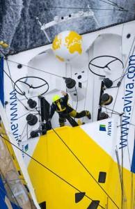 Vendée Globe Les Sables d'Olonne, Grand prix du sport avec le skipper Dee