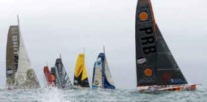 Vendée Globe Les Sables d'Olonne, Grand prix du sport au départ