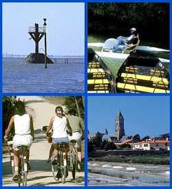 Location week end entre amis en Vendée: activités