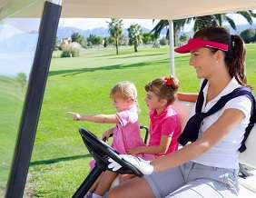 Location week end golf Vendée et séjour avec les enfants en famille