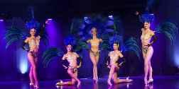 Week end soirée cabaret et les danseuses